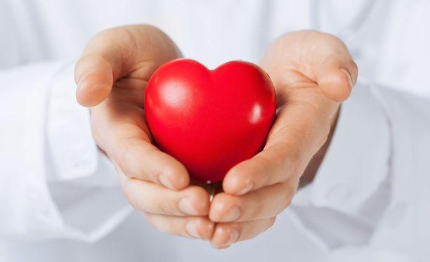Kolesteroli vaikuttaa sydänterveyteen.