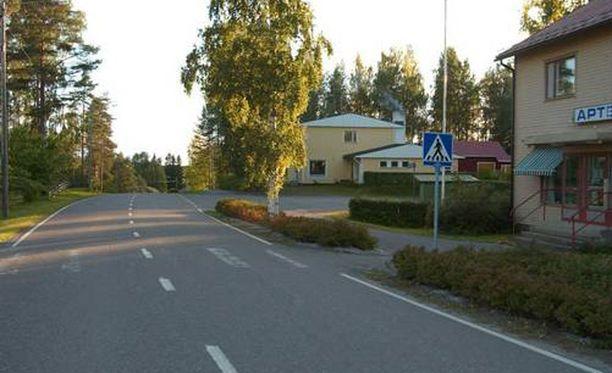 Henkirikos tapahtui Pieksämäen Virtasalmella.