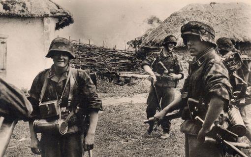 """""""Kehnompikin ammattitaito riittää juutalaisen teloittamiseen"""" - suomalaisten SS-miesten päiväkirjat paljastavat, mitä rintamalla tapahtui"""
