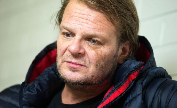 Ex-kiekkotähti Marko Jantunen kävi läpi synkän huumehelvetin.