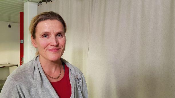 Ivalon terveyskeskuksen johtava ylilääkäri Outi Liisanantti.