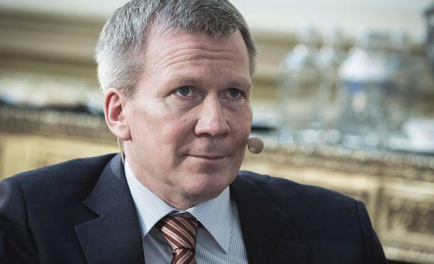 Mika Seitovirta saa noin 1,5 miljoonan euron irtisanomiskorvauksen.