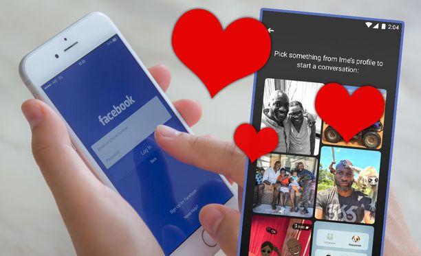Facebook testaa parhaillaan treffipalveluaan.