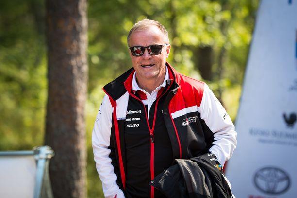Ketkä kuljettajat Tommi Mäkinen haalii Toyotalle? Huhumylly pyörii villisti.