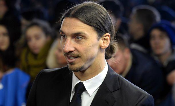 Zlatan Ibrahimovic on Ruotsin menestynein jalkapalloilija.