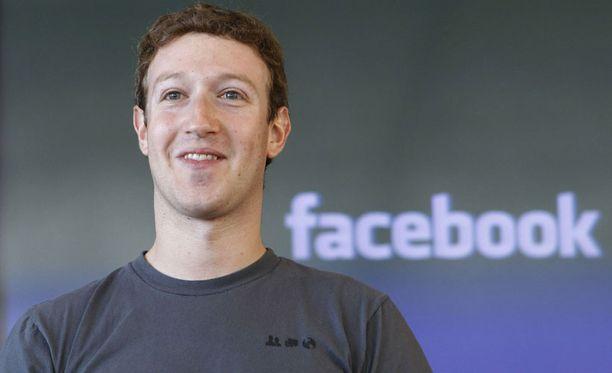 Facebook on tehnyt Mark Zuckerbergista rikkaan miehen.