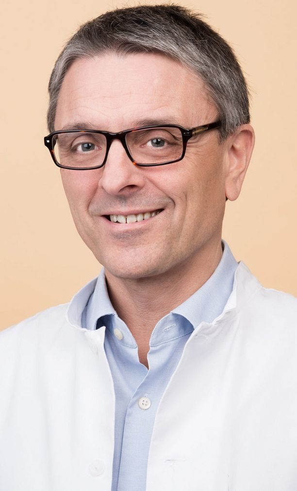 Docrates Syöpäsairaalan johtava ylilääkäri Tom Wiklund.