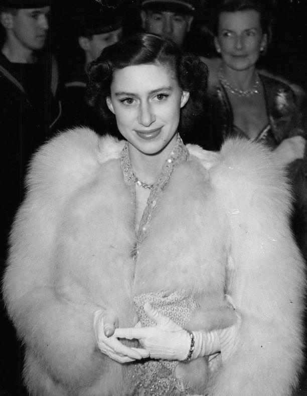 Englannin prinsessa Margaret menehtyi helmikuussa 2002. Prinsessa oli sanavalmis ja rohkea loppuun asti.