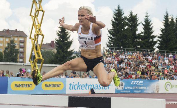 Sandra Erikssonille on tullut vihaviestejä.
