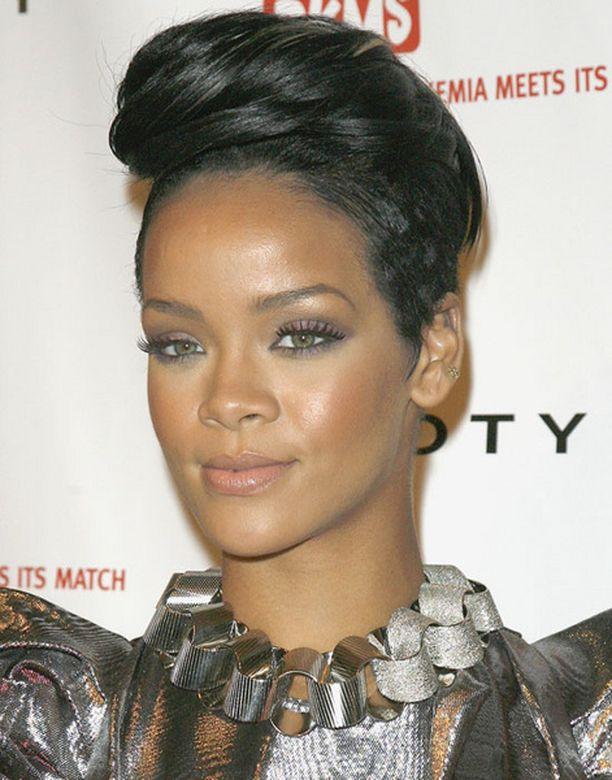 Kovia kokenut Rihanna ei kainostele.