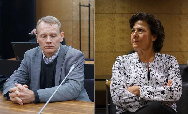 Timo Rädyn ja Hilkka Ahteen vuosikausien oikeustaisto tuli nyt lopulliseen päätökseensä. Ahde voitti ja on helpottunut.