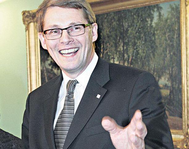 Pääministerikin kävi tutustumassa Duudsoni-ilmiöön.