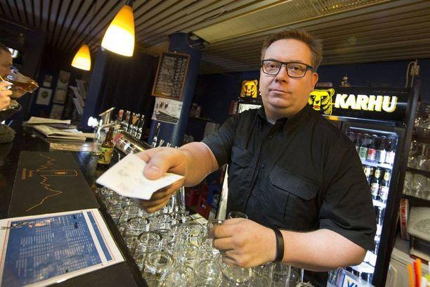 Yrittäjä Sakari Lemmetyisen saama laiminlyöntimaksu kumottiin hallinto-oikeudessa.