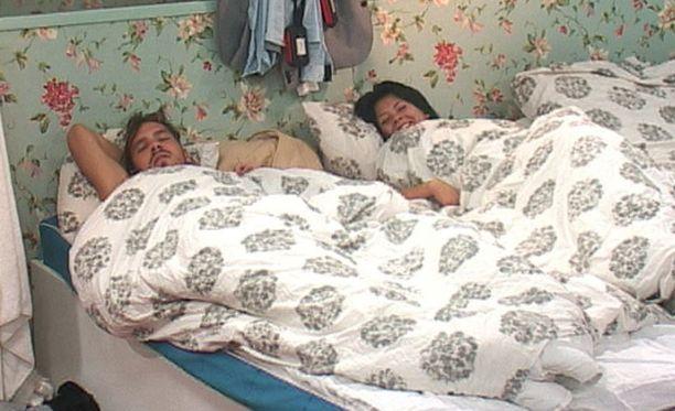 Jenna ja Dani ovat harrastaneet talossa useasti seksiä.