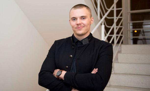 Elias Kaskisen fanit spekuloivat artistin tekevän uutta musiikkia.