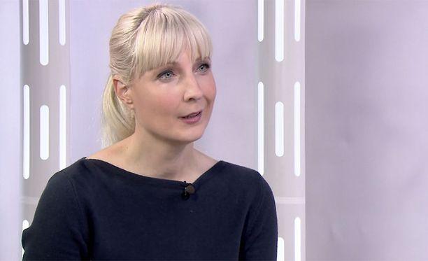 Laura Huhtasaari pitää seksuaalista häirintää vakavana asiana, mutta hän itse ei ole joutunut sen kanssa tekemisiin työssään.