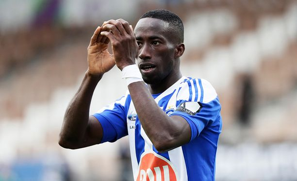 Demba Savage jatkaa uraansa Turkissa.