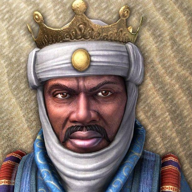 Mansa Musa oli vihollisten keskuudessa pelätty johtaja. Hän laajensi Malia valtavasti.