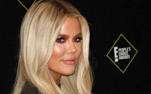 Khloé Kardashian kertoo nyt, miksi vuotanut bikinikuva haluttiin poistaa