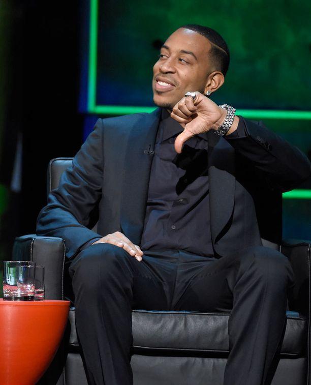 Ludacris.