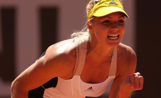 NHL-tähti Alex Ovetshkinin entinen kihlattu Maria Kirilenko on menestyvä tennispelaaja.