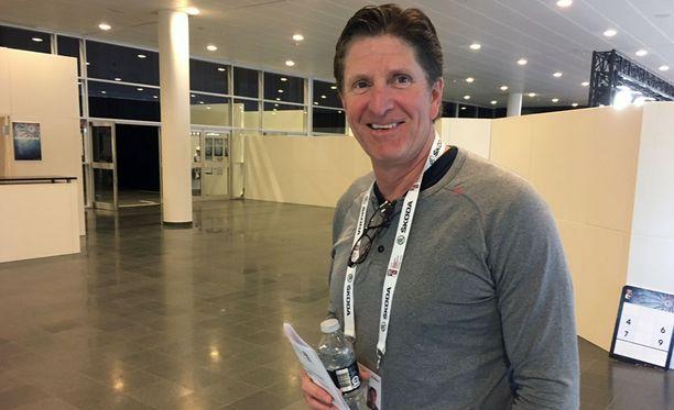 Iltalehti tapasi maailman parhaaksi jääkiekkovalmentajaksi kutsutun Mike Babcockin Herningissä.