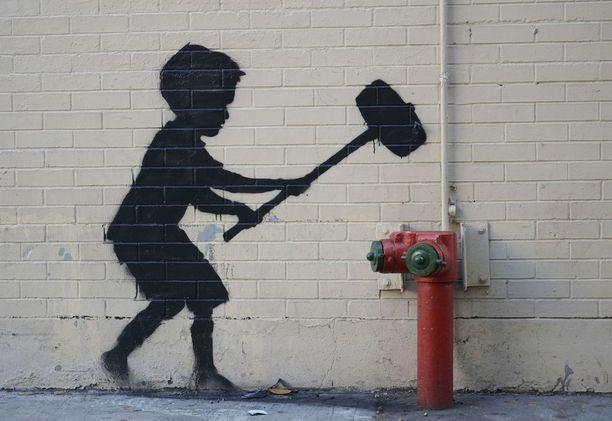 Vuonna 2010 ilmestyi Banksyn itsensä työstämä dokumentti Exit Through the Gift Shop.