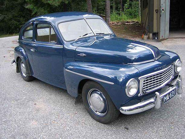 FARBROR Volvo PV 444 1956