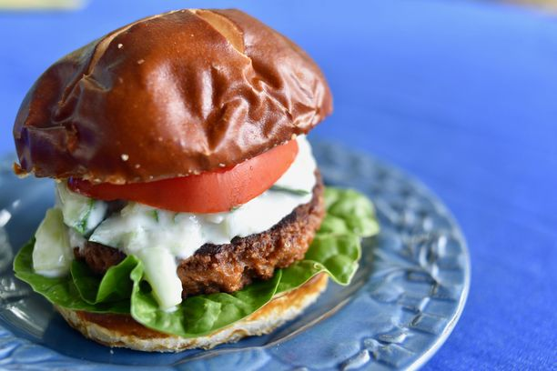 Beyond Meat -pihveissä käytetään Spiegelin mukaan grillin-valmistetta.