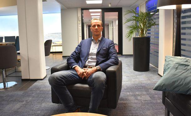Tuomo Rissasen seuraava tavoite on tehdä sijoitusyhtiöstään merkittävä sijoitustalo.
