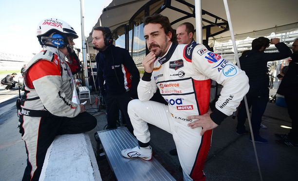 Fernando Alonso olisi halunnut ajaa enemmän Daytonan kolmipäiväisissä testeissä.