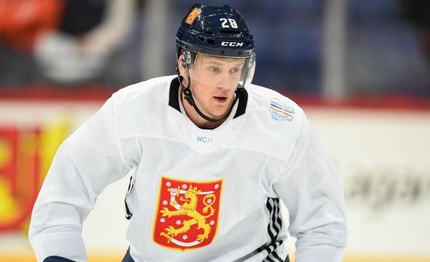 Dallas Starsista tulee Lauri Korpikosken neljäs NHL-joukkue.
