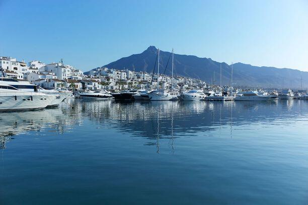 Marbellaa pidetään Aurinkorannikon luksuskohteena.