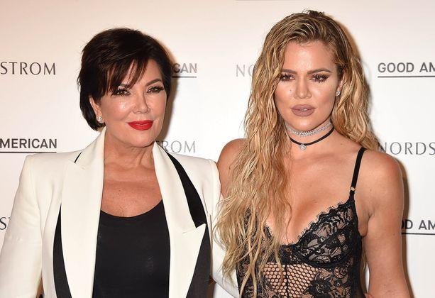 Khloé Kardashian järkytti äitinsä antamallaan äitienpäivälahjalla.