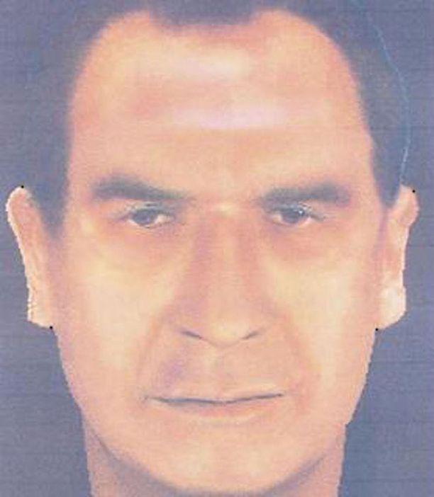 Poliisin vuonna 2014 julkaisema kuva siitä, miltä Denaro saattaa nykyään näyttää.