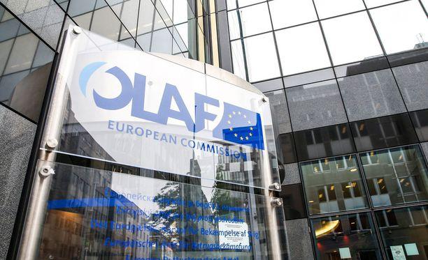 Europarlamentaarikko Petri Sarvamaa laati päätöslauselmaesityksen, jolla OLAF saataisiin raiteilleen.