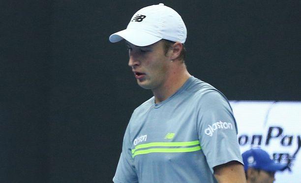 Henri Kontisen pelit Wimbledonissa päättyivät.