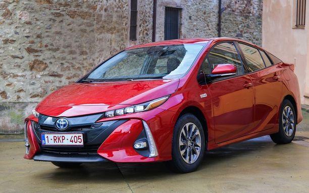 Maailman ympäristöystävällisimmäksi valittiin uusi Toyota Prius.