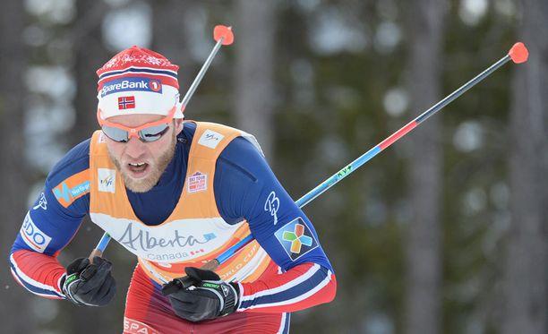 Martin Johnsrud Sundby ei TV2:n paljastuksen mukaan ole Norjan joukkueen ainoa astmalääkitystä saanut hiihtäjä.