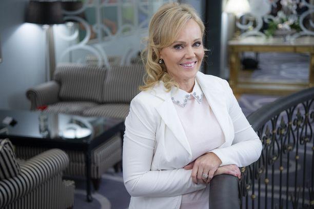 Sirpa Selänne vieraili tammikuussa Suomessa kirjansa Ystävyydellä Sirpa -yhteydessä.