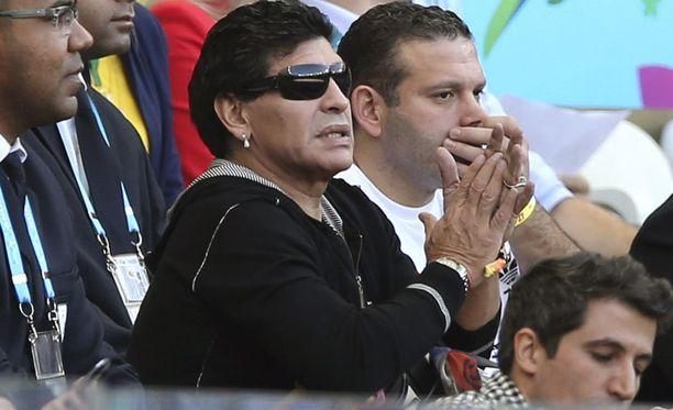 Diego Maradonsta ei tule Venezuelan maajoukkueen uutta päävalmentajaa.