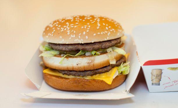 Opiskelijat nauttivat nyt Big MacTM -ateriansa edullisemmin.