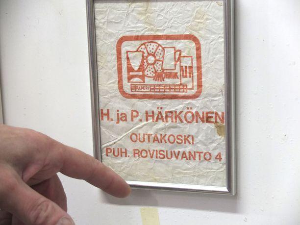 Seppo Härkönen on kauppias jo kolmannessa polvessa.