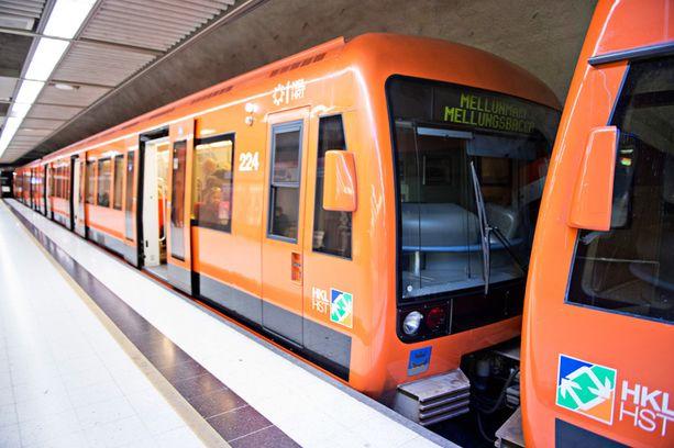 Metro ja raitiovaunut saattavat pysähtyä vuorokaudeksi 23. syyskuuta.