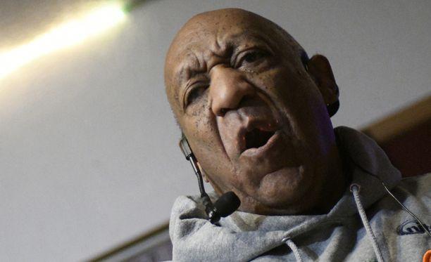Bill Cosbyn maine on ryvettynyt seksiskandaalissa.