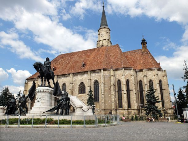 Romanian Cluj-Napoca sopii myös leffahullyile, sillä kaupungissä järjestetään suuret elokuvajuhlat touko-kesäkuun vaihteessa.