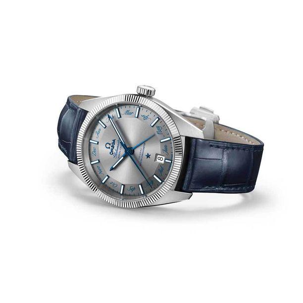 Omegan kellot ovat itsensä James Bondin suosikkeja. Maailmanmatkaaja  ihastuu uuteen Globemaster-malliin 4e062af328