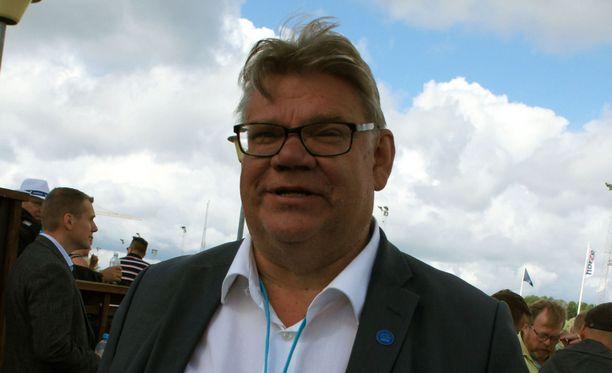 Timo Soini nappasi Vermossa Toto-voiton heti ensimmäisessä lähdössä.