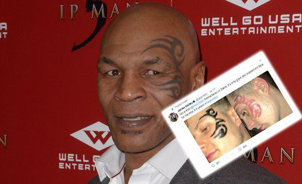Brittimies halusi olla Mike Tyson vain parin päivän ajan.