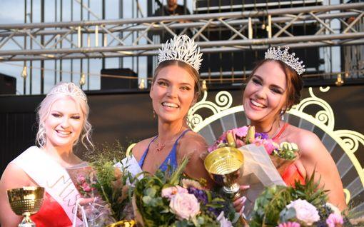 Emilia Lintala kruunattiin vuoden 2020 Miss Tampereeksi!